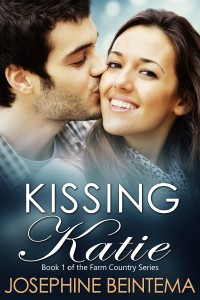 Kissing Katie AMAZON LARGE new cover